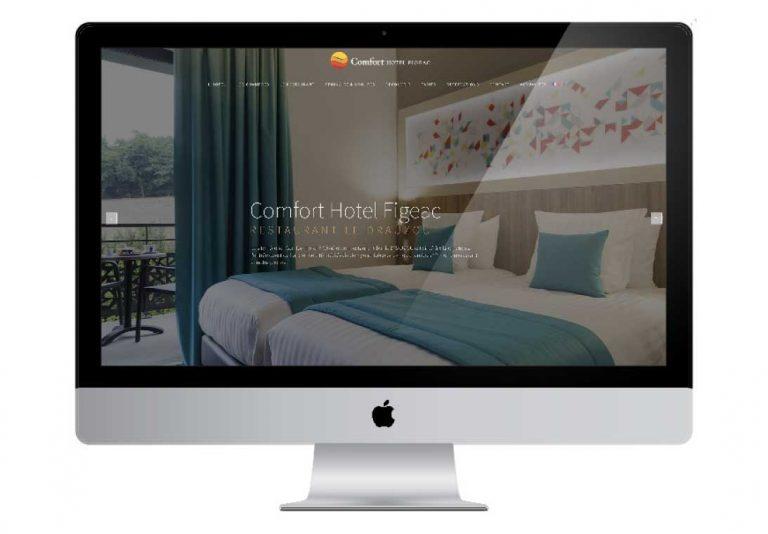 Comfort Hôtel Figeac